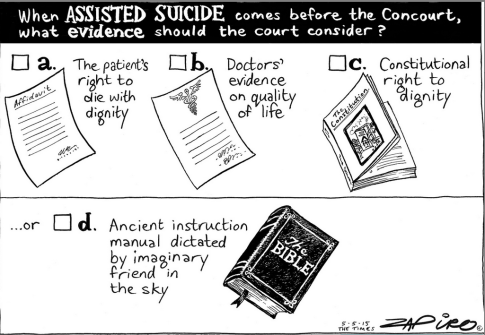 Zapiro Assisted Suicide